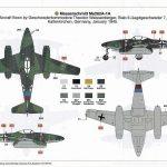 Airfix-A03088-Me-262-A-1a-4-150x150 Messerschmitt Me 262 A-1a im Maßstab 1:72 von Airfix (Airfix A 03088 )