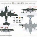 Airfix-A03088-Me-262-A-1a-5-150x150 Messerschmitt Me 262 A-1a im Maßstab 1:72 von Airfix (Airfix A 03088 )
