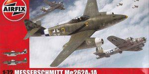 Messerschmitt Me 262 A-1a im Maßstab 1:72 von Airfix (Airfix A 03088 )