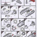 Airfix-A03088-Me-262-A-1a-Bauanleitung4-150x150 Messerschmitt Me 262 A-1a im Maßstab 1:72 von Airfix (Airfix A 03088 )