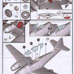 Airfix-A03088-Me-262-A-1a-Bauanleitung6-150x150 Messerschmitt Me 262 A-1a im Maßstab 1:72 von Airfix (Airfix A 03088 )