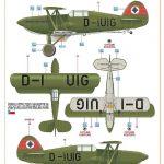 Eduard-70105-Avia-Bk.534-Luftwaffe-5-150x150 Avia Bk.534 von Eduard ( # 70105 )