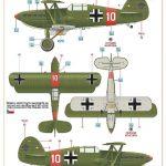 Eduard-70105-Avia-Bk.534-Luftwaffe-6-150x150 Avia Bk.534 von Eduard ( # 70105 )