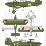 Eduard-70105-Avia-Bk.534-Luftwaffe-8-150x150 Avia Bk.534 von Eduard ( # 70105 )