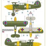 Eduard-70105-Avia-Bk.534-Luftwaffe-9-150x150 Avia Bk.534 von Eduard ( # 70105 )