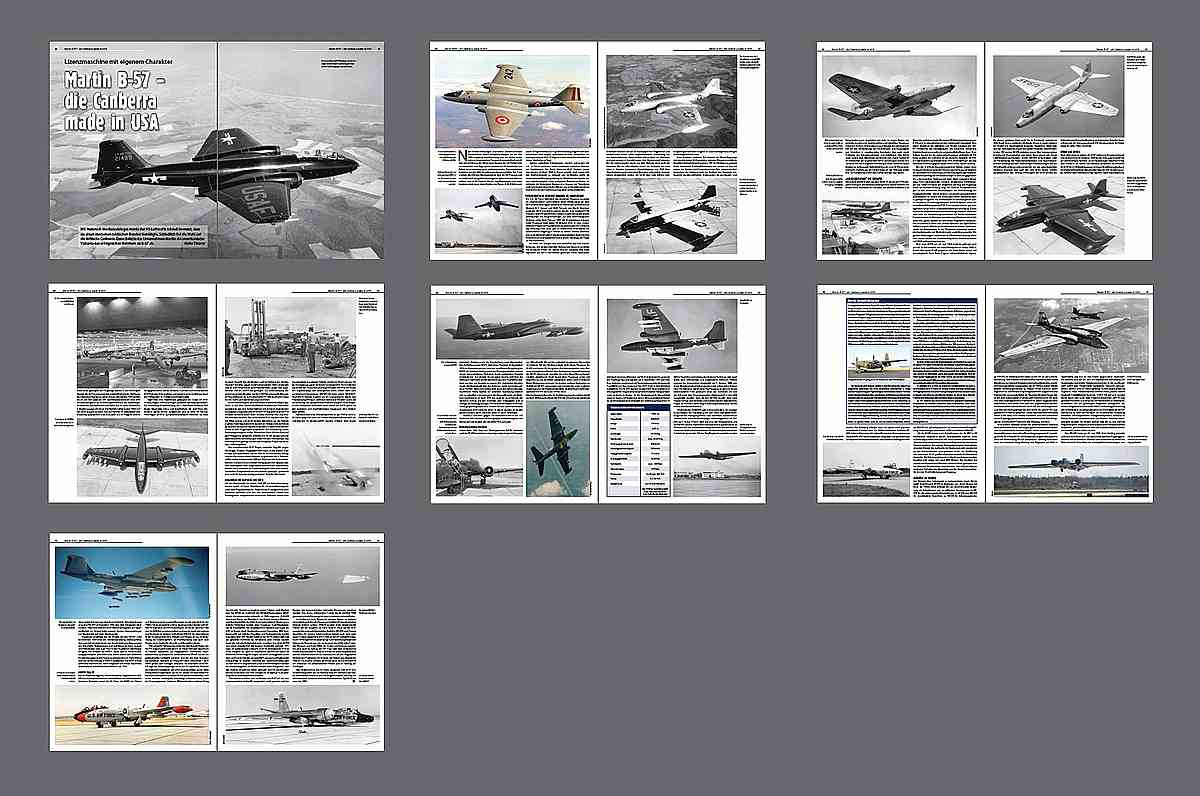 FliegerRevueX-67-B57 Neu im Zeitschriftenregal - die FliegerRevueX Nr. 67