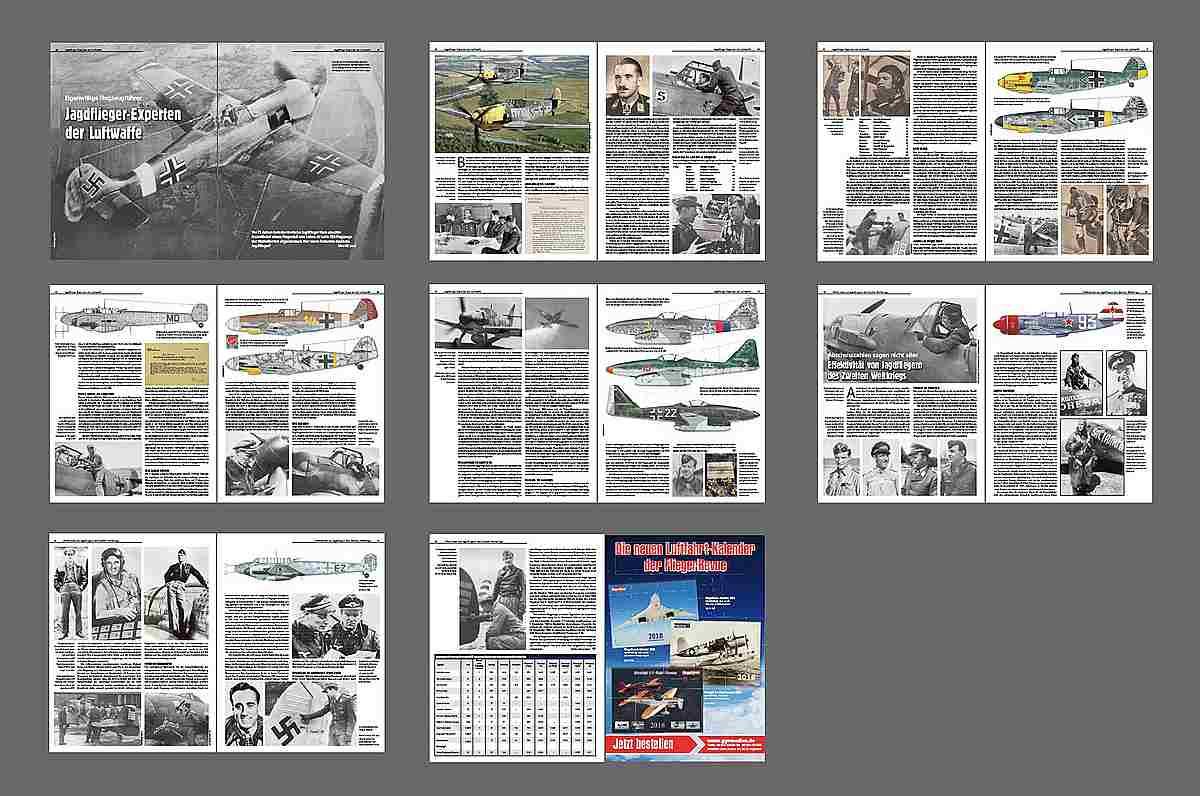 FliegerRevueX-67-Jagdflieger Neu im Zeitschriftenregal - die FliegerRevueX Nr. 67