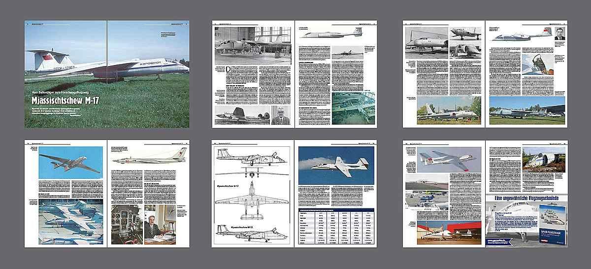 FliegerRevueX-67-M-17 Neu im Zeitschriftenregal - die FliegerRevueX Nr. 67