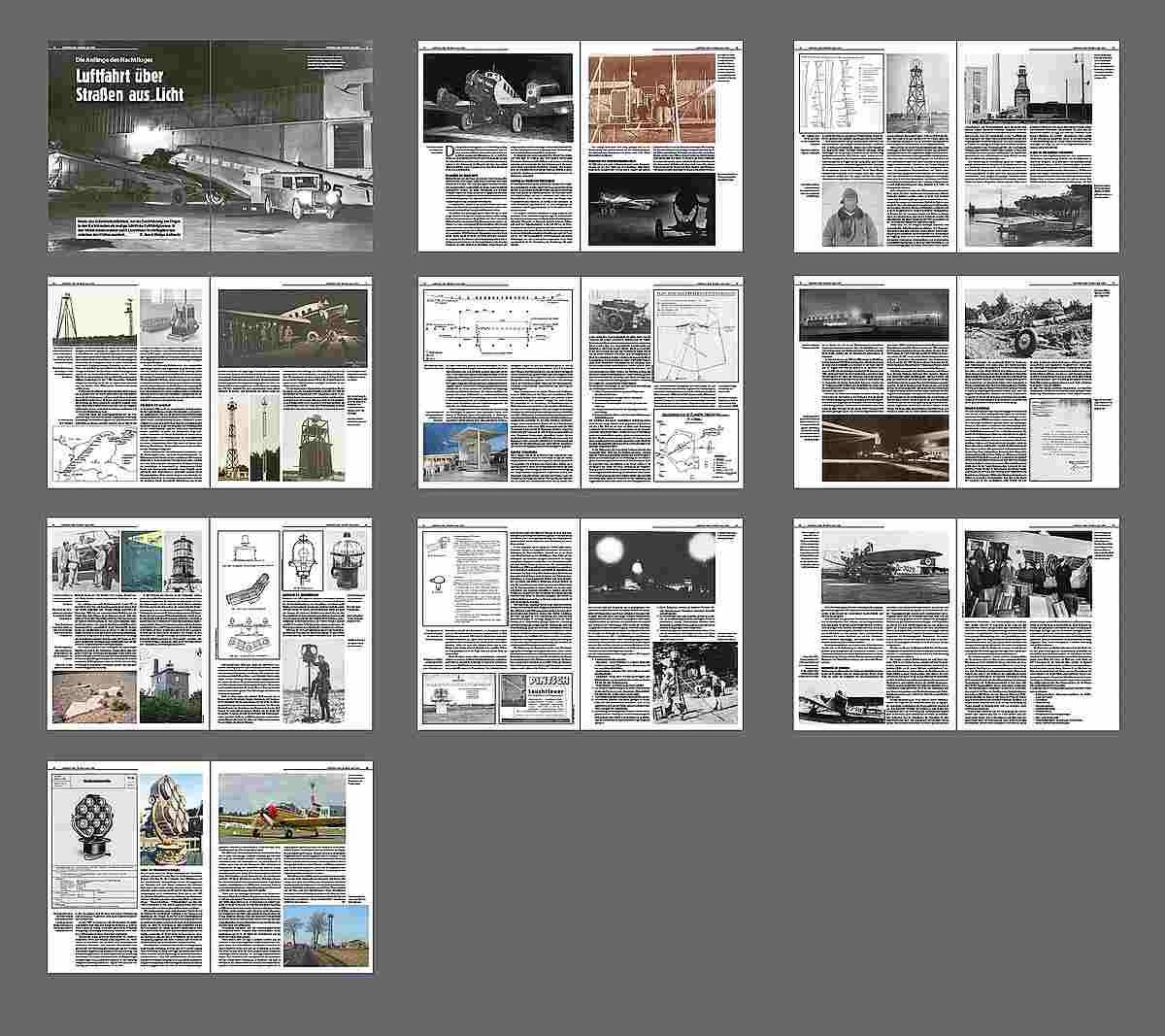 FliegerRevueX-67-Nachtflug Neu im Zeitschriftenregal - die FliegerRevueX Nr. 67