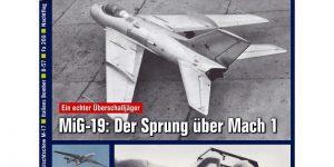 Neu im Zeitschriftenregal – die FliegerRevueX Nr. 67