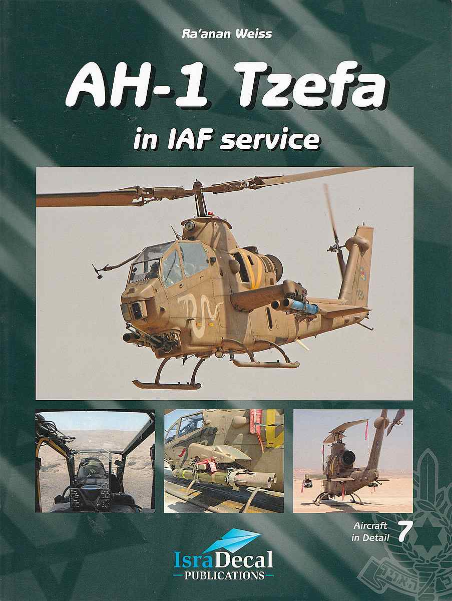 IsraDecalPublications-Aircraft-in-Detail-7-AH-1-Tzefa-1 Bell AH-1 Tzefa in Israel IsraDecal Publications
