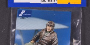 WWI Pilot – PJ Production 1/48