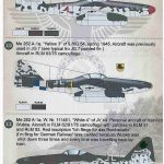 PrintScale-72125-Me-262-Schwalbe-4-150x150 Messerschmitt Me 262 Schwalbe in 1:72 von PrintScale ( 72-125 )