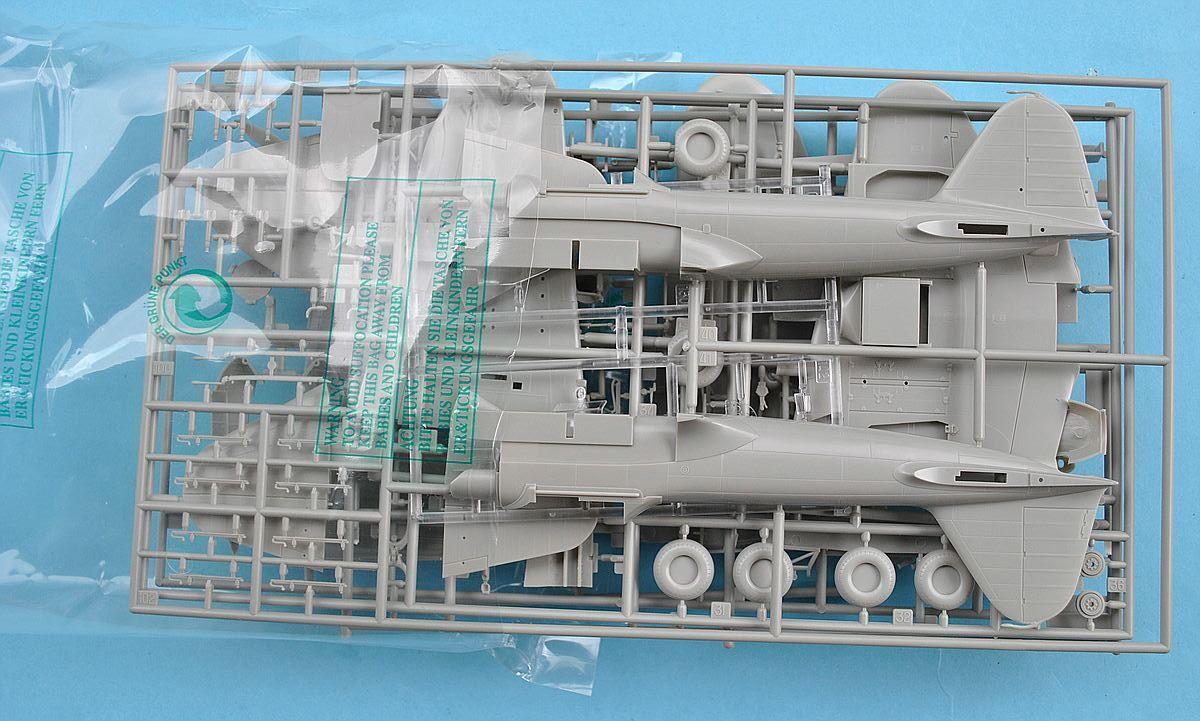 Revell-03932-Il-2-Stormovik-11 Iljuschin Il-2 in 1:48 von Revell (03932)