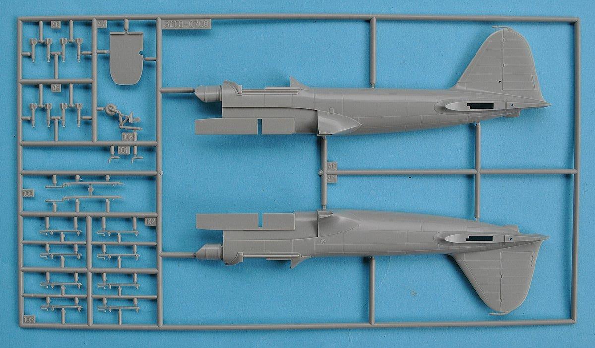Revell-03932-Il-2-Stormovik-13 Iljuschin Il-2 in 1:48 von Revell (03932)