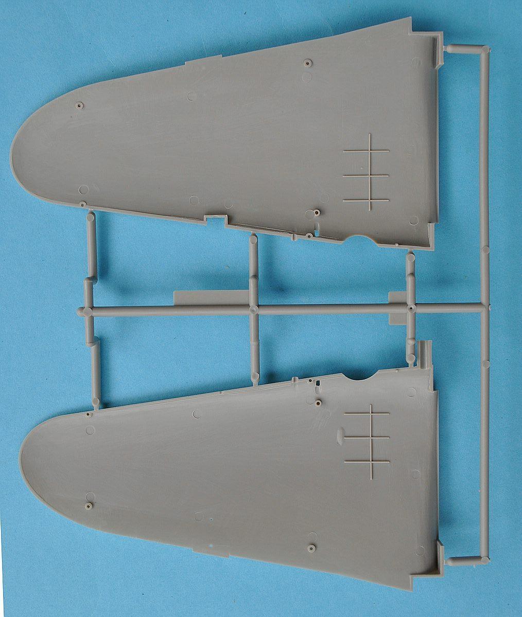 Revell-03932-Il-2-Stormovik-57 Iljuschin Il-2 in 1:48 von Revell (03932)