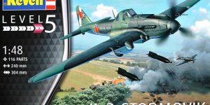 Iljuschin Il-2 in 1:48 von Revell (03932)