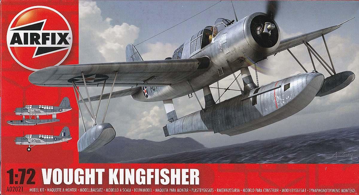 Tag-des-Modellbaus-2017-Airfix-Kingfisher-6 Tag des Modellbaus - die Bausätze