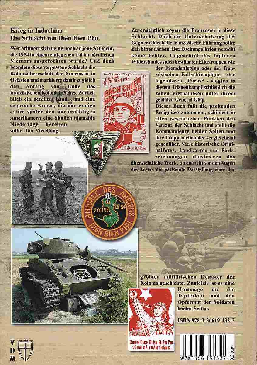VDM-Krieg-in-Indochina-Dien-Bien-Phu-2 Krieg in Indochina: Die Schlacht von Dien Bien Phu