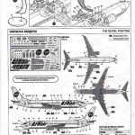 Zvezda-7019-Boeing-737-800-9-150x150 Boeing 737-800 in 1:144 von Zvezda ( 7019 )