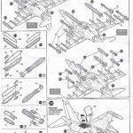 Zvezda-7307-Jak-130-Bauanleitung5-150x150 Yakovlev Yak-130 in 1:72 von Zvezda (7307)