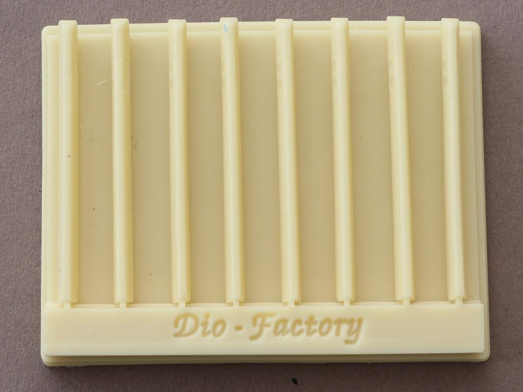 Übersicht Leitpfähle - 8 Stück 1:35 Dio-Factory - Nr. 1003