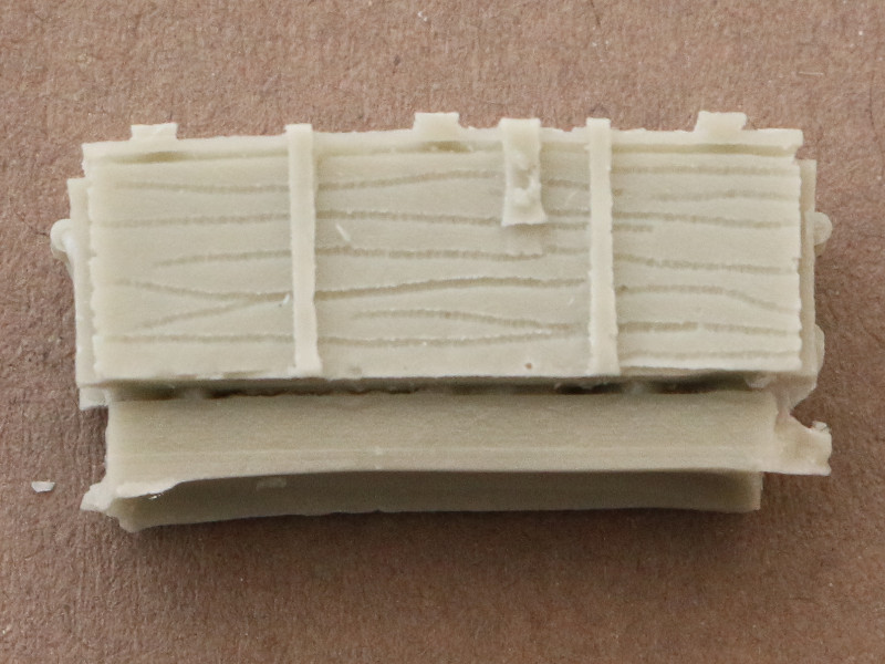12 M4 Mortar Carrier big accessories set 1:35 Black Dog (#T35123)