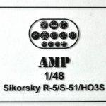 AMP-48001-Sikorsky-HO3S-1-15-150x150 Sikorsky HO3S-1 ( S-51) in 1:48 von AMP (48001)