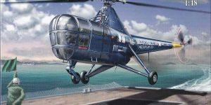 Sikorsky HO3S-1 ( S-51) in 1:48 von AMP (48001)