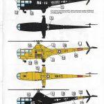 AMP-48001-Sikorsky-HO3S-1-5-150x150 Sikorsky HO3S-1 ( S-51) in 1:48 von AMP (48001)
