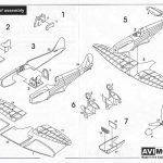 "AVI-Models-72002-Mitsubishi-A5M3a-Claude-12-150x150 Mitsubishi A5M3a ""Claude"" mit Reihenmotor von AVIModels 72002"