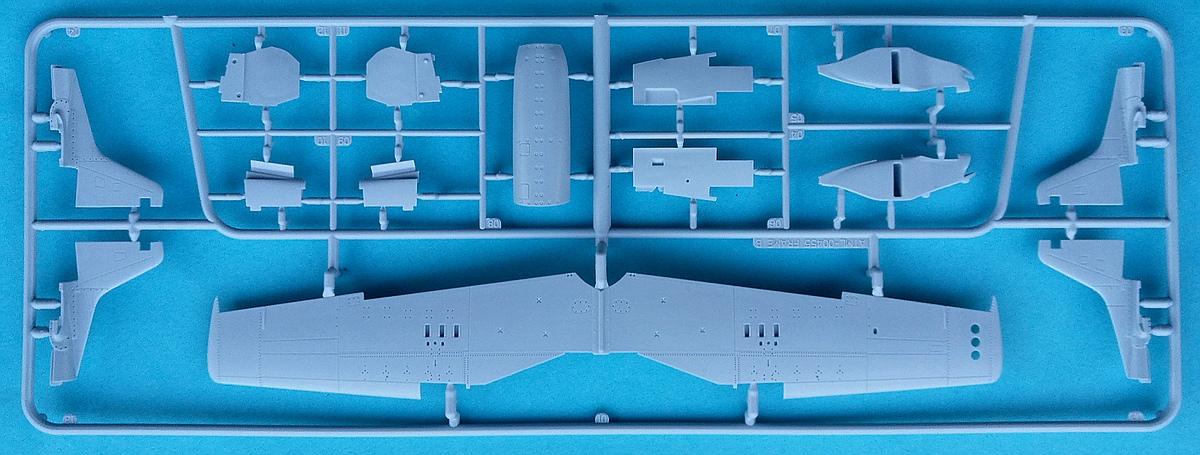 Airfix-A05131-P-51D-Mustang-1zu48-23 P-51D Mustang in 1:48 von Airfix A05131