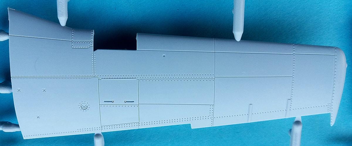 Airfix-A05131-P-51D-Mustang-1zu48-46 P-51D Mustang in 1:48 von Airfix A05131