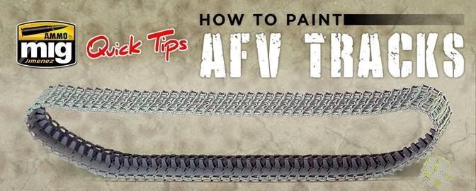 Ammo-by-MiG-Quicktips-How-to-paint-AFV-tracks-header Gewusst wie: Panzerketten altern