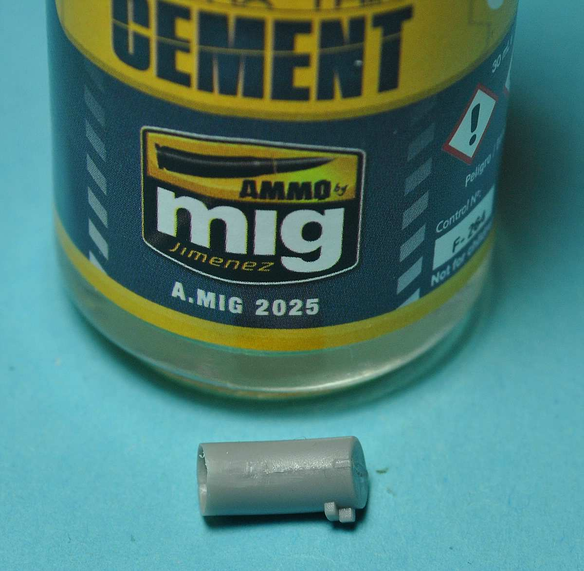 Ammo-by-Mig-Quick-Setting-Cement-19 Extra Thin Cement von Ammo by Mig