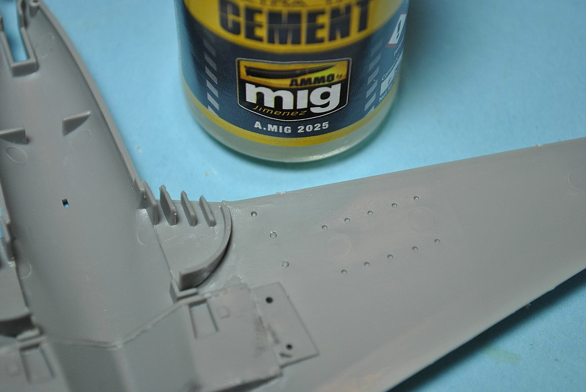 Ammo-by-Mig-Quick-Setting-Cement-30 Extra Thin Cement von Ammo by Mig