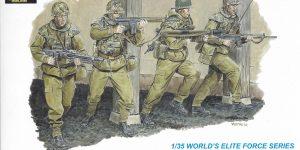 German Paratroopers Dragon 1:35 #3021
