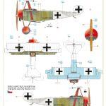 Eduard-7039-Fokker-Dr.I-Profipack-Bemalungsangaben-2-150x150 Fokker Dr.I Profipack von Eduard in 1:72 (# 7039)