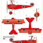Eduard-7039-Fokker-Dr.I-Profipack-Bemalungsangaben-3-150x150 Fokker Dr.I Profipack von Eduard in 1:72 (# 7039)