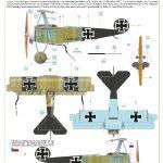 Eduard-7039-Fokker-Dr.I-Profipack-Bemalungsangaben-4-150x150 Fokker Dr.I Profipack von Eduard in 1:72 (# 7039)