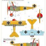 Eduard-7039-Fokker-Dr.I-Profipack-Bemalungsangaben-5-150x150 Fokker Dr.I Profipack von Eduard in 1:72 (# 7039)