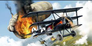 Fokker Dr.I Profipack von Eduard in 1:72 (# 7039)