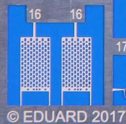Eduard-7039-Fokker-Dr.I-Profipack-Photoätzteile-Kopie Fokker Dr.I Profipack von Eduard in 1:72 (# 7039)