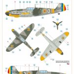 Eduard-82117-Bf-109-G-4-ProfiPAck-Farbschemen-1-150x150 Bf 109 G-4 in 1:48 von Eduard (PROFIPACK 82117)