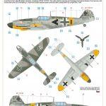 Eduard-82117-Bf-109-G-4-ProfiPAck-Farbschemen-3-150x150 Bf 109 G-4 in 1:48 von Eduard (PROFIPACK 82117)