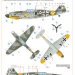 Eduard-82117-Bf-109-G-4-ProfiPAck-Farbschemen-5-150x150 Bf 109 G-4 in 1:48 von Eduard (PROFIPACK 82117)