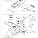 Eduard-82117-Bf-109-G-4-ProfiPack-Bauanleitung-6-150x150 Bf 109 G-4 in 1:48 von Eduard (PROFIPACK 82117)