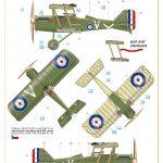 Eduard-82132-SE.5a-Hispano-Suiza-PROFIPACK-Bemalungsschemen-5-150x150 SE.5a Hispano Suiza in 1:48 als PROFIPACK-Edition (Eduard 82132)