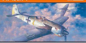 Focke Wulf FW 190 A-4 in 1:48 von Eduard als PROFIPACK-Edition 82142