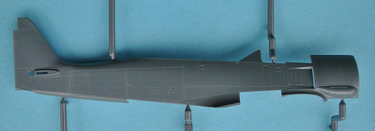 Eduard-82142-FW-190-A-4-Profipack-30 Focke Wulf FW 190 A-4 in 1:48 von Eduard als PROFIPACK-Edition 82142